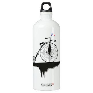 J'aime du vélo aluminum water bottle