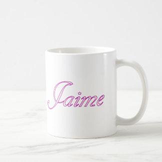 Jaime Coffee Mugs