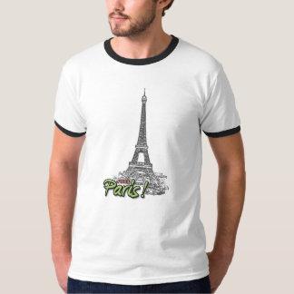 ¡J'aime París! Camisa