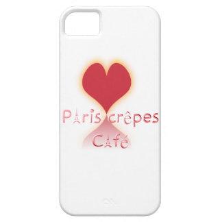 J'aime Paris Crepes Cafe iPhone SE/5/5s Case