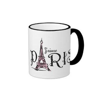 J'aime Paris Mug