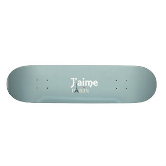 J'aime Paris Skateboard