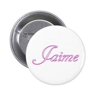 Jaime Pin Redondo 5 Cm