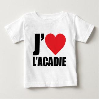 J'aimeL' acadie Tee Shirt