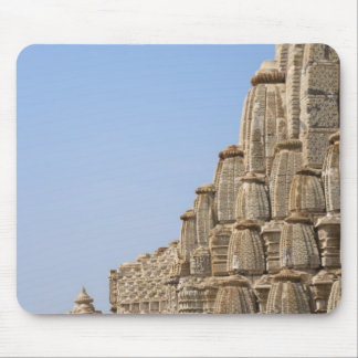 Jain temple in Chittorgarh Fort, India Mousepad