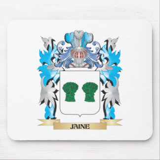 Jaine Coat of Arms - Family Crest Mousepads
