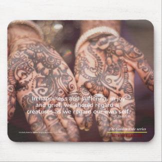 Jainism: Golden Rule Series Mouse Pad