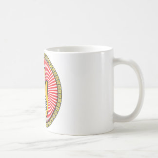 Jainism Icon Basic White Mug