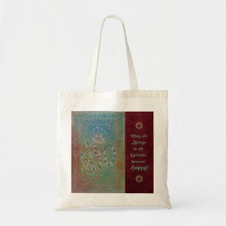 Jaipur - bolso impreso bolsa tela barata