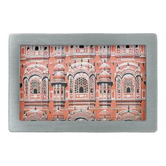 jaipur palace india rectangular belt buckle