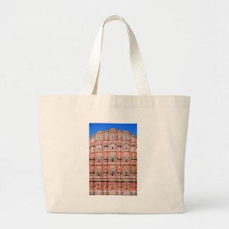 jaipur rajsthan india large tote bag