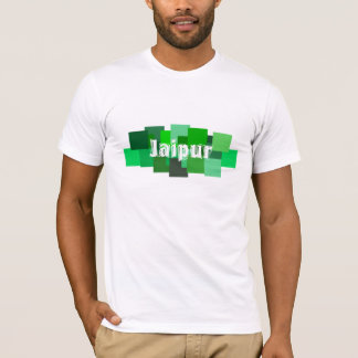 Jaipur : Square Pattern T-Shirt