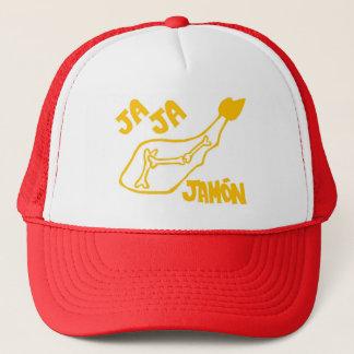 JaJaJamon Trucker Hat Red