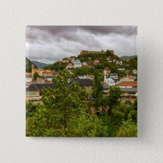 Jajce, Bosnia and Herzegovina Pinback Button