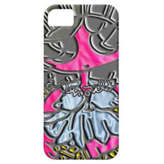 jak arnould 0301 nanamanga pink iPhone 5 covers