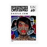 jak arnould 0359 slowly stamp art