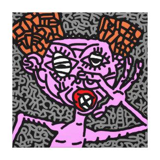 jak arnould 0437 fernando pour toujours canvas print