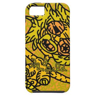jak arnould 0468 finette monochrome iPhone 5 cover