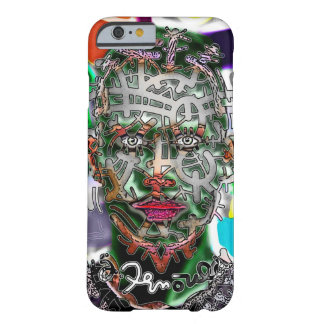 jak arnould 0593 alex p a vert barely there iPhone 6 case