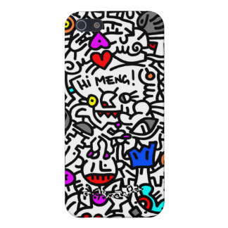 jak arnould 0786 happy birthday meng case for iPhone 5/5S