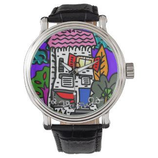 jak arnould 0848 mason huse wristwatch