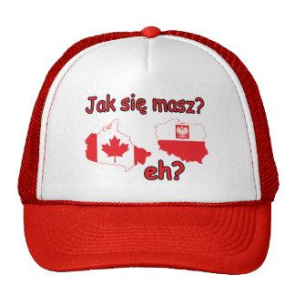 Jak Sie Masz? eh? Trucker Hat