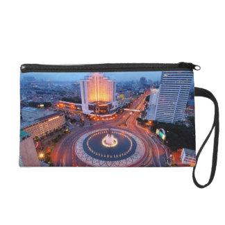Jakarta Cityscape Wristlets