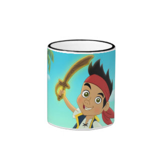 Jake 2 taza de dos colores