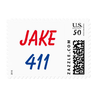 Jake 411 Stamps