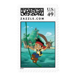 Jake 4 postage stamp