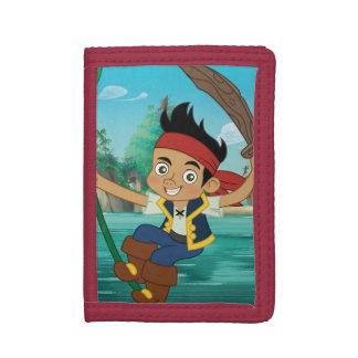 Jake 4 tri-fold wallets