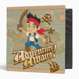Jake and the Never Land Pirates | Adventure Awaits Binder