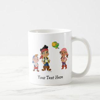 Jake and the Never Land Pirates   Bucky Crew Coffee Mug