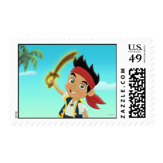 Jake and the Never Land Pirates | Captain Jake Postage