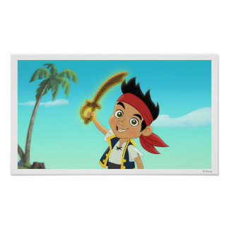 Jake and the Never Land Pirates | Captain Jake Poster