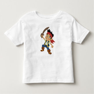 Jake and the Never Land Pirates | Captain Jake Toddler T-shirt