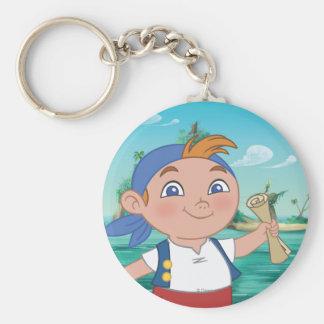Jake and the Never Land Pirates | Cubby Keychain