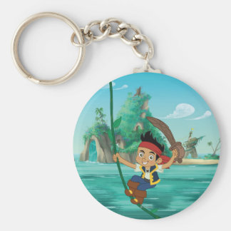 Jake and the Never Land Pirates | Jake Running Keychain