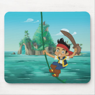 Jake and the Never Land Pirates | Jake Running Mouse Pad