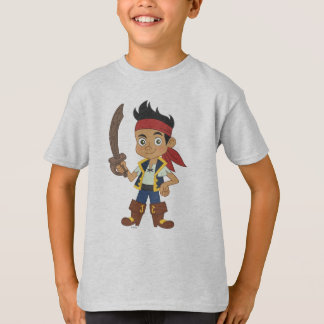 Jake and the Never Land Pirates | Jake with Sword T-Shirt
