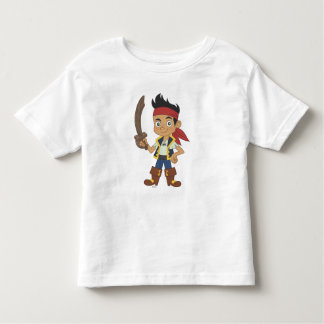 Jake and the Never Land Pirates | Jake with Sword Toddler T-shirt