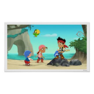 Jake and the Neverland Pirates 2 Poster