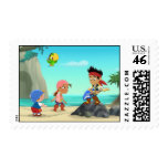 Jake and the Neverland Pirates 2 Stamp