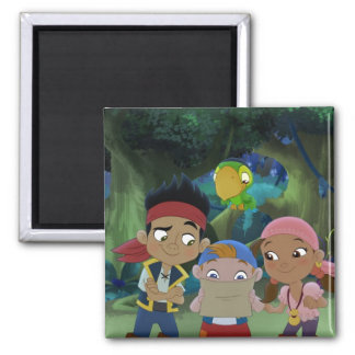 Jake and the Neverland Pirates 3 Magnet