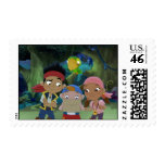 Jake and the Neverland Pirates 3 Postage Stamp