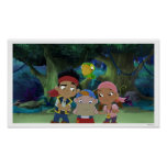 Jake and the Neverland Pirates 3 Poster