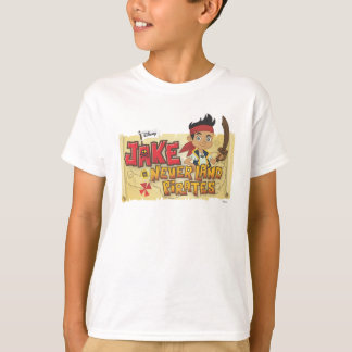 Jake and the Neverland Pirates Logo T-Shirt