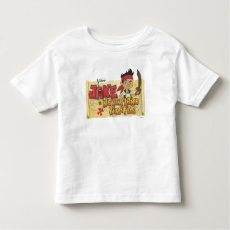 Jake and the Neverland Pirates Logo Toddler T-shirt