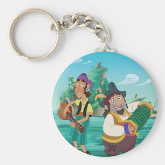 Jake and the Neverland Pirates | Sharky & Bones Keychain