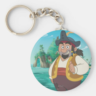 Jake and the Neverland Pirates | Sharky Keychain